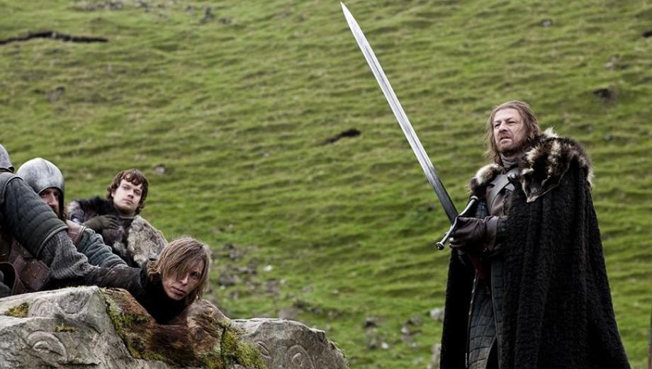 """Game of Thrones"": quien a hierro mata, a hierro muere"