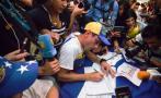 Arranca revisión de firmas para revocatorio contra Maduro