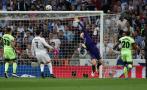 """Joe Hart dijo que Real Madrid clasificó con gol de """"suerte"""""""