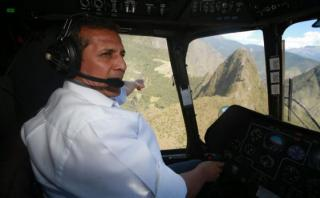 Machu Picchu: ¿Humala sobrevoló santuario pese a prohibición?