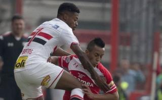 Toluca ganó 3-1 a Sao Paulo, pero quedó fuera de Libertadores