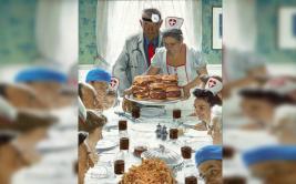 Las siete comidas con más calorías que podrían matarte [VIDEO]