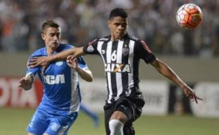 Atlético Mineiro ganó 2-1 a Racing por Copa Libertadores