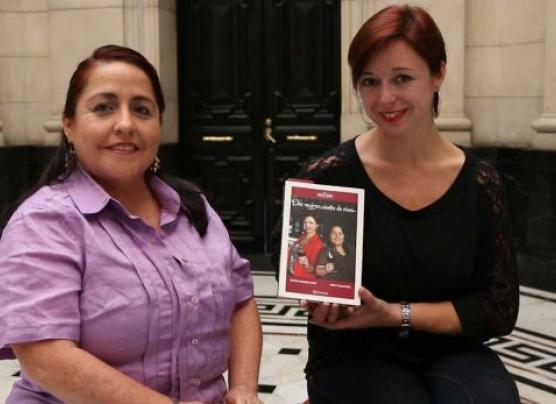 Claudia y Soledad: diálogo con dos amantes de los vinos