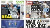 "Real Madrid ""devolvió a la realidad"" al City, señala prensa"