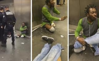 Indignación por abuso policial a discapacitado [VIDEO]