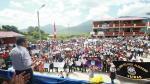 Humala inauguró colegio y pidió a candidatos impulsar becas - Noticias de programa qali warma