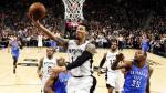 San Antonio Spurs: la gran amenaza de los Warriors en NBA - Noticias de eliminatoria europea