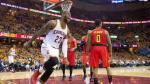 NBA: Cavaliers triunfan ante los Hawks con récord de triples - Noticias de miami heat lebron james