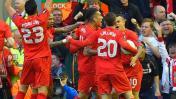 Liverpool finalista de la Europa League: goleó 3-0 a Villarreal