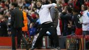 Europa League: Jürgen Klopp y sus efusivas reacciones [FOTOS]