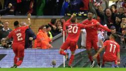 Europa League: Liverpool goleó a Villarreal y jugará final
