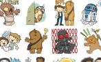 Facebook Messenger estrenó nuevos stickers de Star Wars