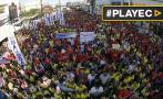 Filipinas: miles participan en la recta final de las elecciones