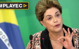 """Rousseff sobre suspensión de Cunha: """"Más vale tarde que nunca"""""""