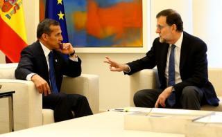 Humala: Cumplimos el acuerdo para eliminación de visa Schengen