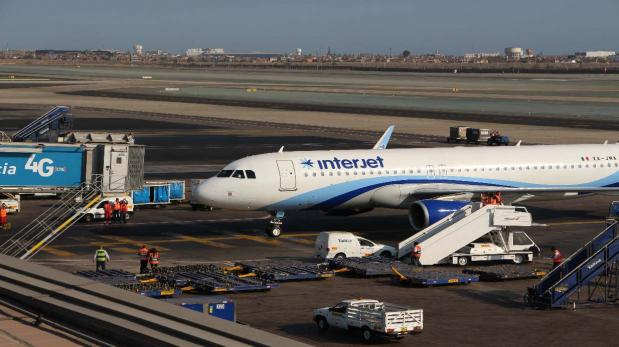 Aerolínea mexicana Interjet inició vuelos diarios a Lima