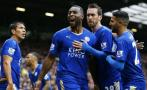 Leicester City vs. Everton: 'foxes' estrenan título de Premier