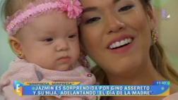 Jazmín Pinedo lloró con sorpresa por el Día de la Madre [VIDEO]