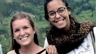 Crimen en Montañita: Las jóvenes argentinas fueron drogadas