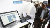 Voto electrónico volverá a aplicarse solo en 19 distritos