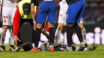 Patrick Ekeng: camerunés murió en pleno partido de liga rumana