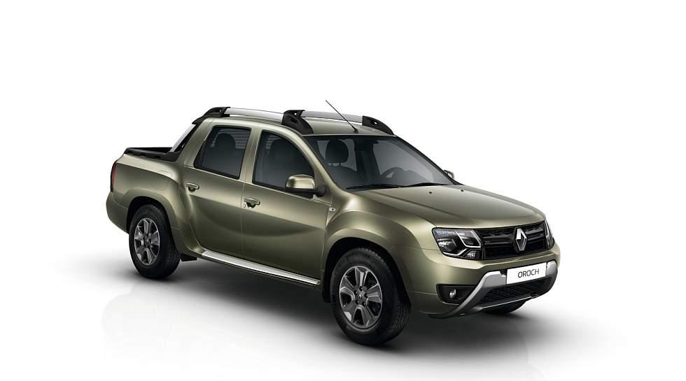 Llegó al Perú la primera pick up de Renault: Duster Oroch ...