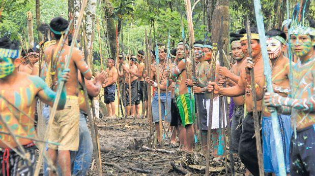 Loreto: indígenas capturan a trabajadores de petrolera