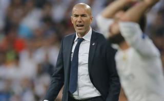 """Zinedine Zidane: """"Creeré hasta el último segundo"""""""
