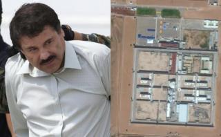 El Chapo Guzmán fue reubicado: mira su nueva cárcel [MAPA]