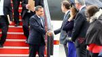 Ollanta Humala participó en botadura del buque Carrasco [FOTOS] - Noticias de invierno