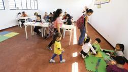 En SJL funciona el único colegio para madres adolescentes
