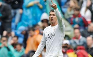 Cristiano Ronaldo marcó doblete a Valencia y sueña con Pichichi