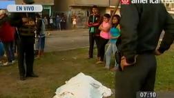 La Victoria: matan a joven en celebración por Día de la Madre