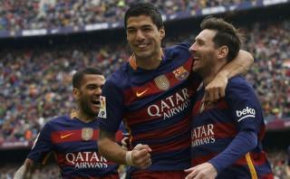 Barcelona goleó 5-0 al Espanyol y se acerca al título de Liga