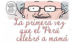 Día de la Madre: la primera vez que se celebró en el Perú
