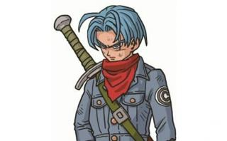 """Dragon Ball Super"": Trunks del futuro está en camino"