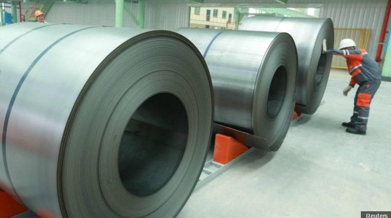 El hierro es una de las materias primas del acero. (Foto: BBC Mundo)