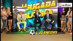 """YouTube: la falta de Guastavino a Penny en """"La jugada polémica"""" - Noticias de diego benavides"""