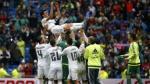 Real Madrid: Álvaro Arbeloa fue despedido en el Bernabéu - Noticias de giuseppe rossi