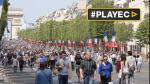Así se ve París un día sin autos [VIDEO] - Noticias de anne hidalgo