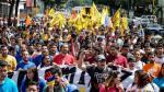Venezuela: Oposición convoca a marchar por el revocatorio - Noticias de asamblea nacional de rectores