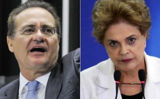 Brasil: Presidente de Senado mantiene proceso de juicio a Dilma