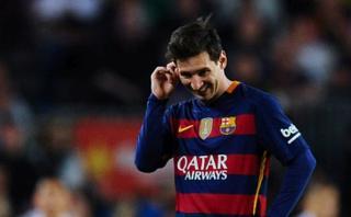 """Lionel Messi: """"Fue un golpe duro la eliminación en Champions"""""""