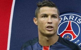 Cristiano Ronaldo, el deseo de los dirigentes del PSG
