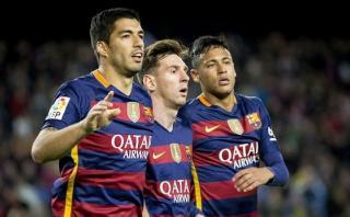 Barcelona: 'MSN' cerca de alcanzar increíble cifra goleadora