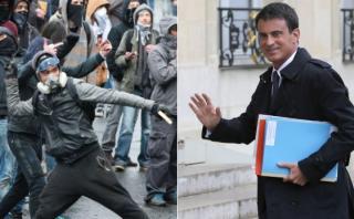 Francia se salta votación parlamentaria de su reforma laboral