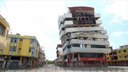 Ecuador: Sigue limpieza y demoliciones semanas después de sismo