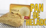 YouTube: descubre cómo hacer pan usando helado de vainilla