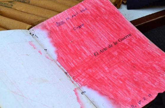 Vraem: incautan laptop, explosivos y libros de Sendero Luminoso
